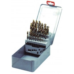 Porasarja 1-13mm HSS-CO TiN