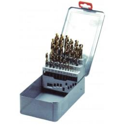 Porasarja 1-13mm HSS TiN