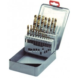Porasarja 1-10mm HSS TiN